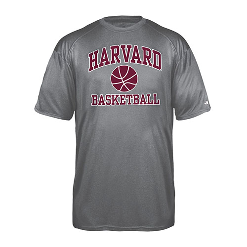 Harvard Carbon Performance Sport Tee Shirts