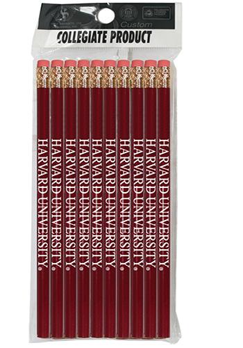 Harvard Pk of 10 Pencils