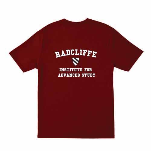 Harvard Maroon Radcliffe T Shirt