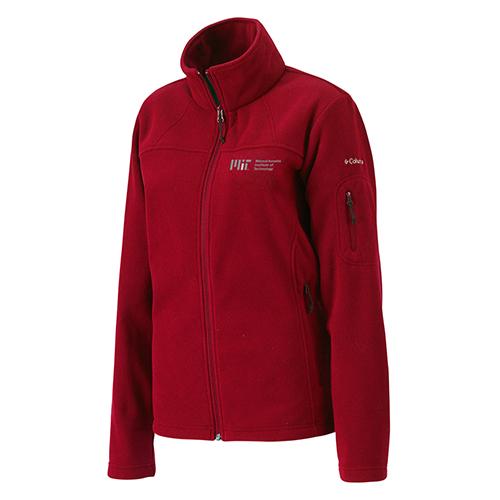 Columbia Women's MIT Beet Give & Go Full-zip Jacket