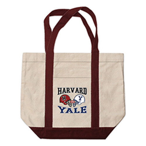 Harvard/Yale Medium Tote Bag