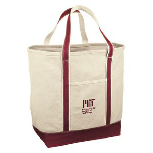 MIT Contemporary Extra Large Tote Bag