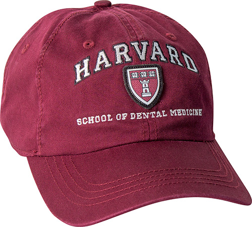 Harvard Graduate School of Dental Crimson Hat