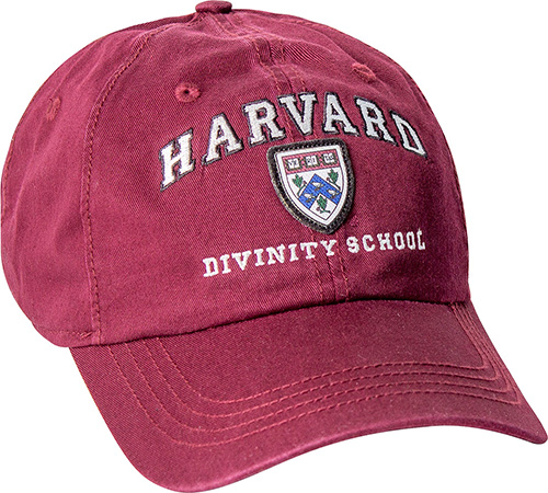Harvard Divinity School Crimson Hat