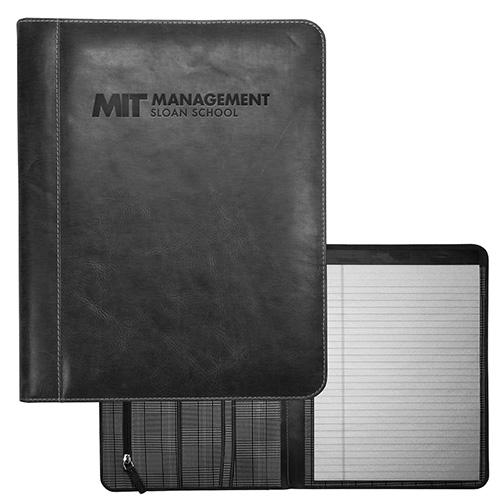 Classic Standard MIT Sloan Black Folder