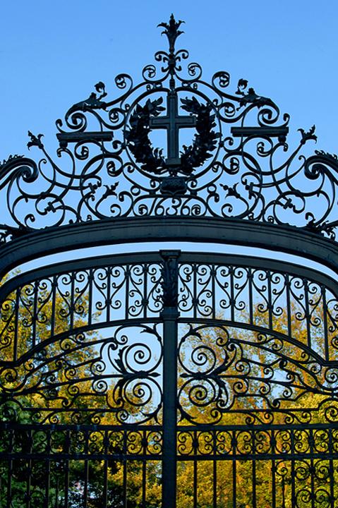 Johnston Gate Harvard