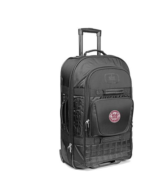 Oggi MIT Black Terminal Suitcase