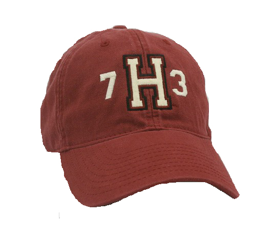 Class of 1973 Crimson Hat