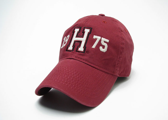 Class of 1975 Maroon 19H75 Hat