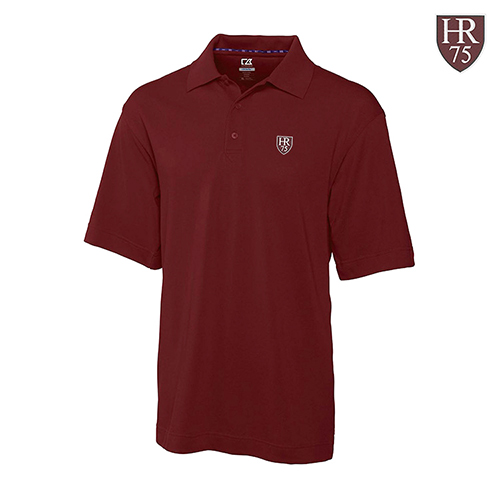 Cutter & Buck Class of  1975 Maroon Polo