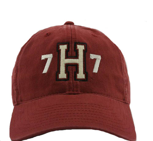 Class of 1977 Crimson Reunion Hat